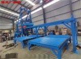 小型混凝土預製構件自動化生產線設備/水泥排水渠蓋板預製件自動化生產線