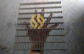 不锈钢洗煤矿筛网、梯形丝矿筛网