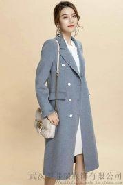 刚开始做服装进货大概要多少钱布卡纯色双面羊绒呢