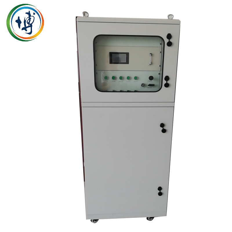 PUE-4000型電石爐過程氣體分析系統