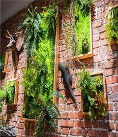 仿真绿植墙仿真树仿真绿植墙餐厅商场仿真花墙真植物墙