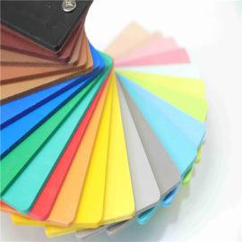 PVC防火板垫板 防腐耐高温PVC塑料板材厂家