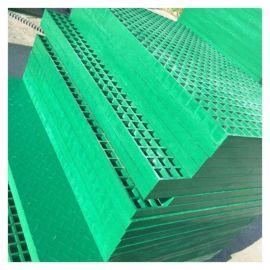 河南平台土工格栅 玻璃钢养殖格栅盖板