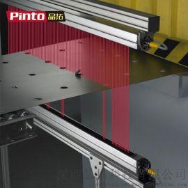 最便宜的孔洞检测测量光幕 孔洞检测红外线光栅厂家