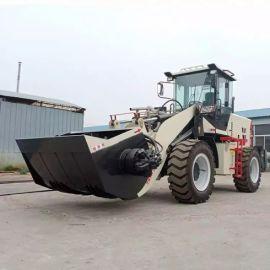 全新搅拌斗装载机 936型混凝土搅拌铲车 叶片式搅拌斗