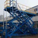 倉儲升降臺剪叉式貨梯工業升降機亳州市貨梯定製