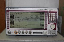 原装二手R&S CMS50无线电综合测试仪