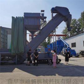 广东货站集装箱卸料装罐车一体机水泥粉煤灰自动卸车机
