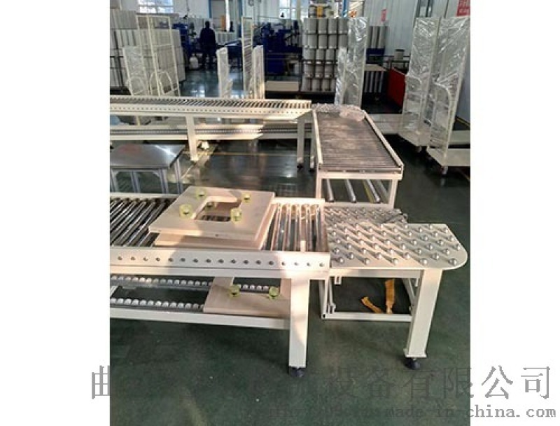 磁辊筒厂家 密封式铝型材皮带输送 Ljxy 车间流