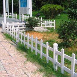 湖南张家界宁波pvc护栏厂家 安徽草坪护栏厂家