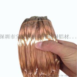 高精轴装T2紫铜线 C5191圆磷铜丝 铍铜扁线