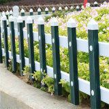 湖南郴州塑钢围栏 绿化木栅栏