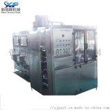 全自动液体灌装机 5加仑大桶矿泉水生产线