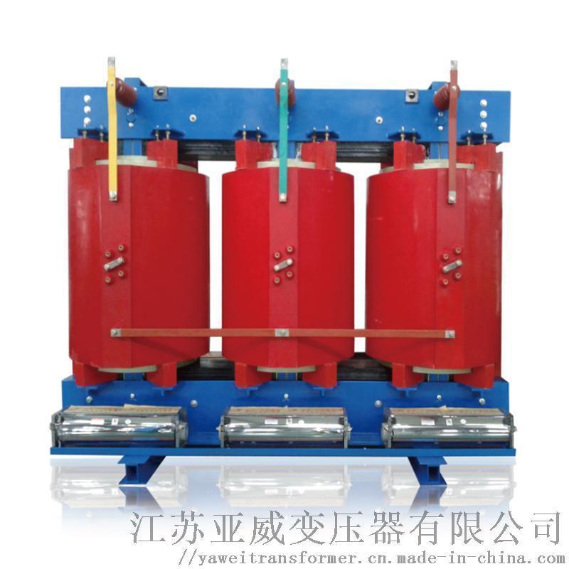 10kV 3150KVA乾式電力變壓器