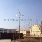 黑龍江大草原專用風力發電機300w小型微型