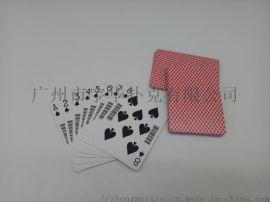 扑克牌进口黑芯纸印刷订做