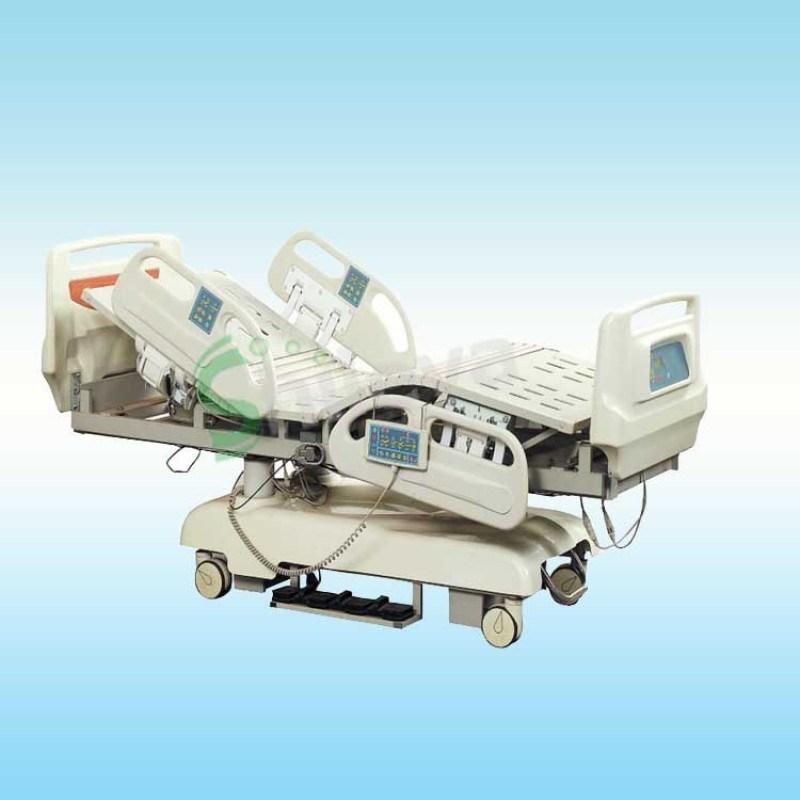 电动七功能护理床, ICU抢救床,电动称重床