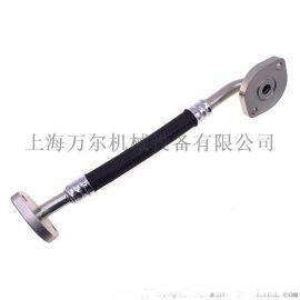 优耐特斯空压机配件高压油管进气软管760653000/ 740602000