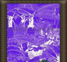供应304/201紫色蚀刻不锈钢板,蚀刻板定做