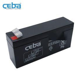 8v 3.2Ah铅酸蓄电池喷雾器玩具车免维护蓄电池