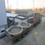 建奎鑄鋼實心矩形2000烘乾機輪帶廠家