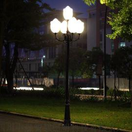 中晨 供应LED路灯 太阳能庭院灯 太阳能路灯