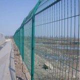 路邊隔離護欄網 1.8米高綠色護欄網 一套報價
