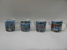 外贸出口陶瓷杯圣诞节礼品
