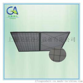 G3级平铺板式粗效空气过滤器 合成纤维