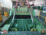 Y81-315双主缸前翻包 大料箱 铝型材打包机
