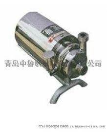 青岛不锈钢卫生泵饮料泵自吸泵离心泵