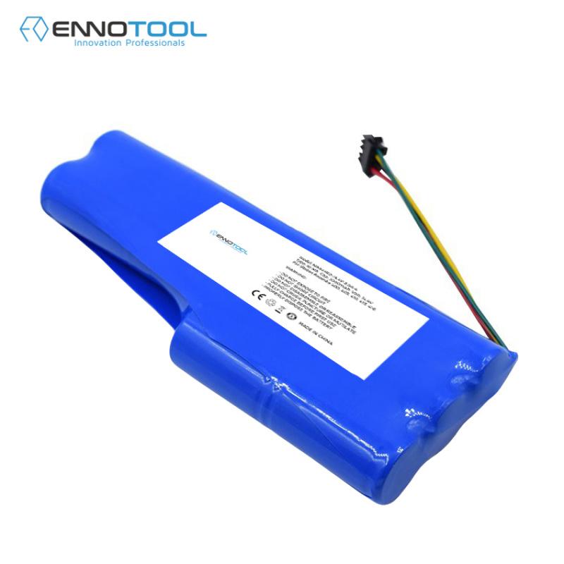 适用于14.4V科沃斯D520扫地机器人镍氢电池
