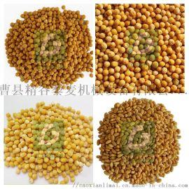 多功能豆类黄豆脱皮机杂粮清理机大豆去皮