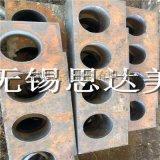 Q345B特厚钢板切割,钢板加工厂,厚板零割