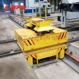 四川10吨双舵轮横移平板车, 冲压换模台车