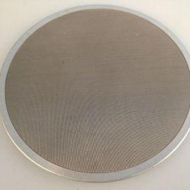 100目平纹编织不锈钢网 304不锈钢过滤网片