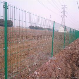 双边丝护栏  小区护栏  道路护栏