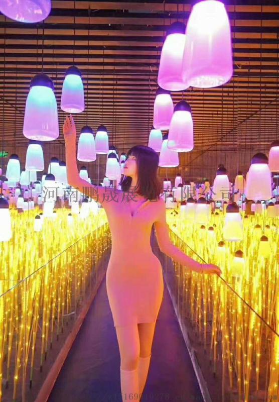 大型光影艺术展 星空艺术馆 设计策划