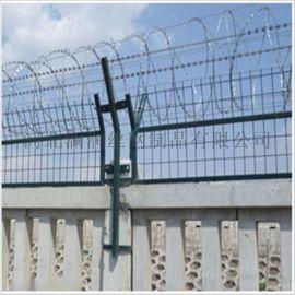 厂家批发刀片刺绳刺丝滚笼网 监狱防护隔离刺绳网