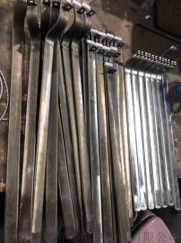 扁型电热管油炸炉发热管380v电炸锅加热管