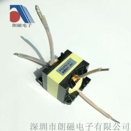 PQ系列卧式高频变压器 深圳朗磁高频变压器