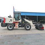 1立方混凝土攪拌鬥 道路施工水泥攪拌鏟車斗可定製
