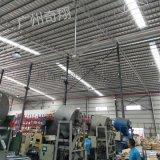 工業大風扇扇葉,奇數扇葉強大的動平衡-【廣州奇翔】