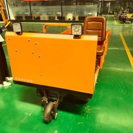 履带车 新型履带式运输车 液压自卸运输车电启动