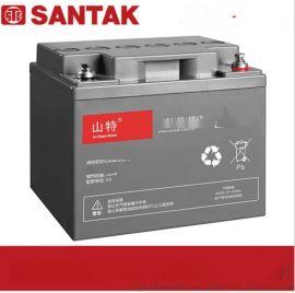 山特UPS电源蓄电池C12-38AH小机器配置