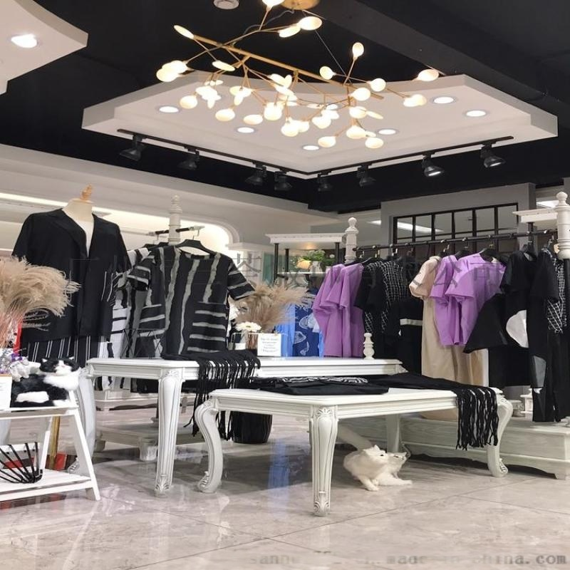 寶尤西子新款夏裝品牌女裝折扣尾貨四季直播貨源
