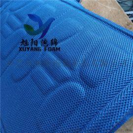 eva复合网眼布热压 高弹eva热压背包垫