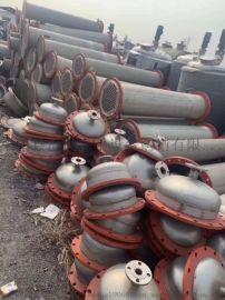 化工厂用不锈钢冷凝器现货出售 二手10平方冷凝器
