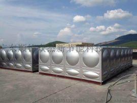 周口不锈钢水箱厂家 不锈钢消防水箱304焊接水箱