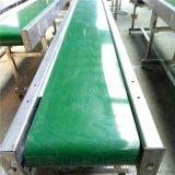海拉尔1米U型槽皮带输送机Lj8水平传送轻型皮带机
